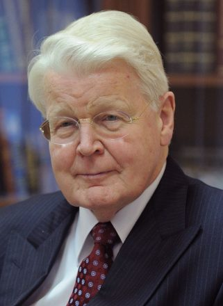 Iceland's fifth president, Olafur Ragnar Grimsson
