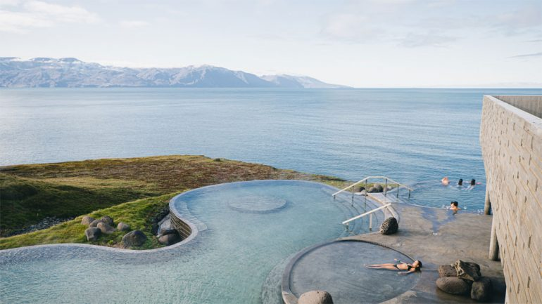 Geosea geothermal sea baths husavik