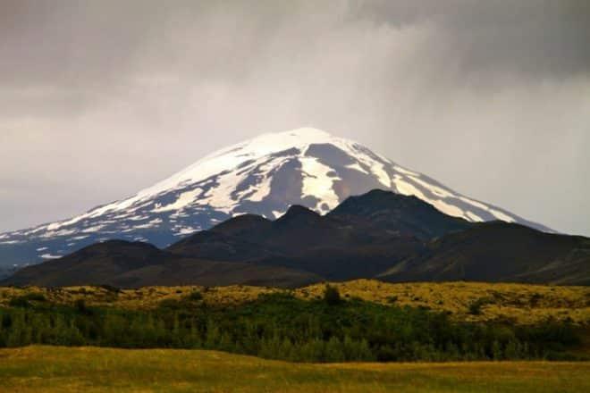 Volcan Hekla Islande