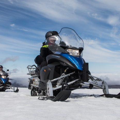 Snowmobiling & Buggy