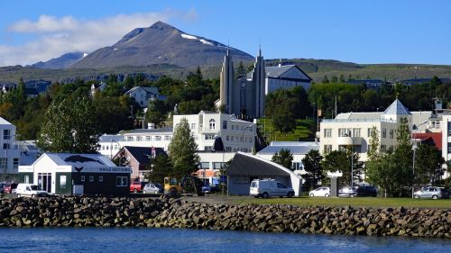 Another photo of Akureyri