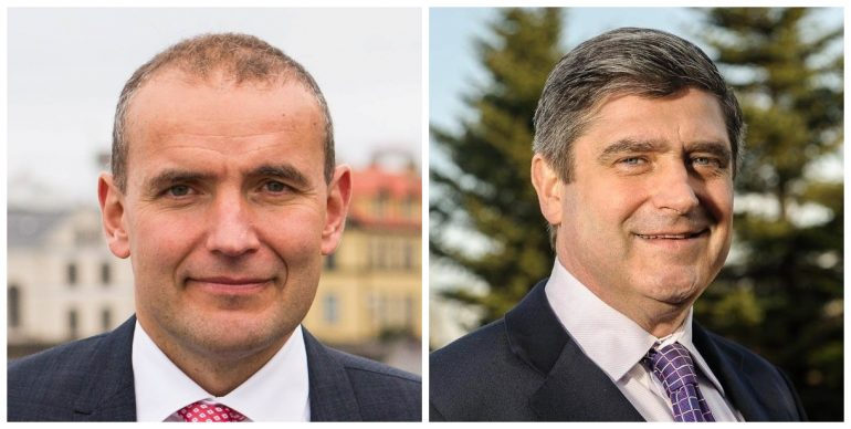 The candidates for the Icelandic presidential election 2020
