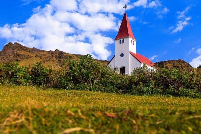 The church in Vik