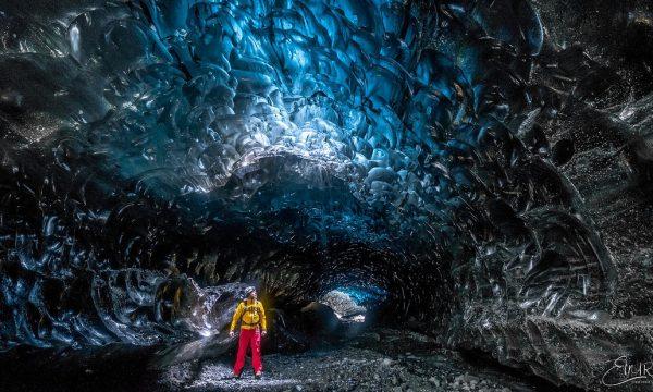Full Day Ice Cave Tour from Jökulsárlón Glacier Lagoon