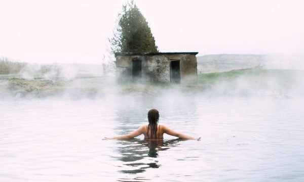 The Golden Circle with Secret Lagoon, Icelandic Horses & Lunch at a Greenhouse