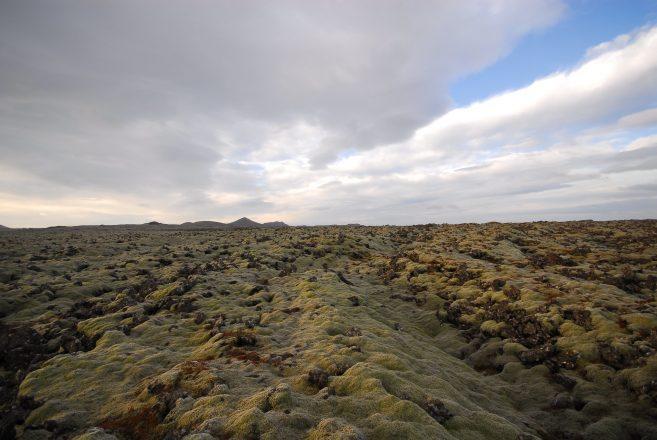 The Reykjanes Peninsula