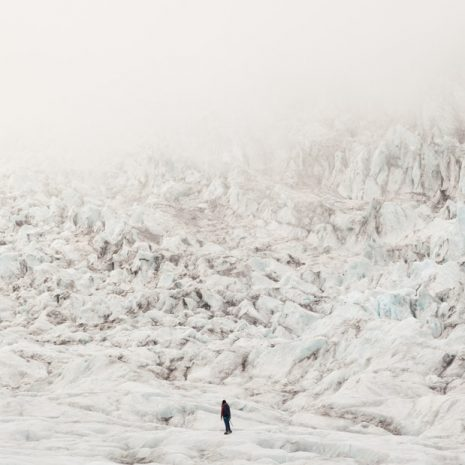 4.5-Hour Glacier Hike at Skaftafell Nature Reserve in South Iceland