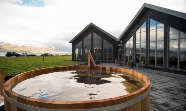 Visit the Beer Spa in North Iceland