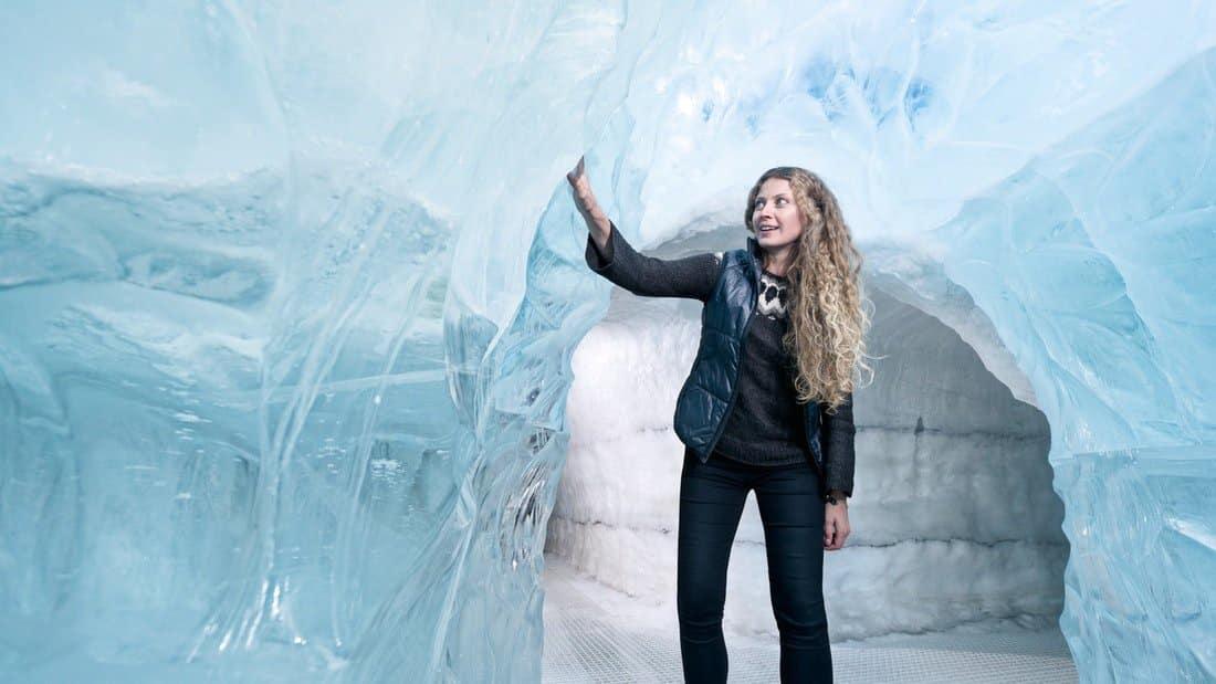Visitez l'exposition Wonders of Iceland au musée Perlan de Reykjavik