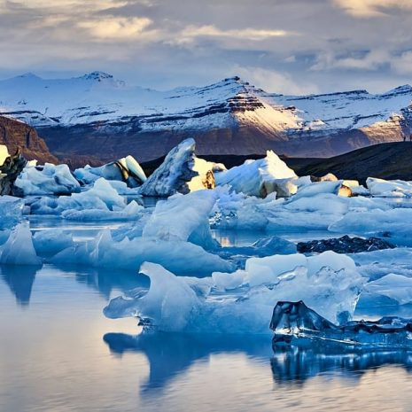 2-Day Small-Group Tour | South Coast, Glacier Lagoon, Ice Cave & Northern Lights