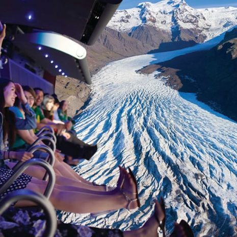 Entry to FlyOver Iceland - Virtual Flight Ride in Reykjavik