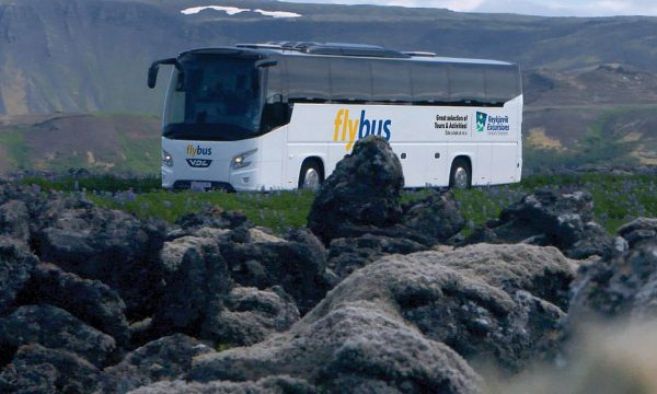 Airport Transfer from Keflavik International Airport to BSI Bus Terminal
