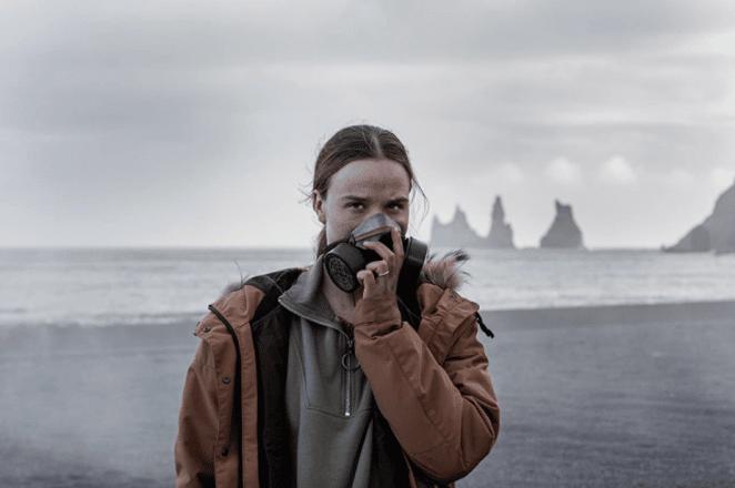 A promotional image of Katla series.
