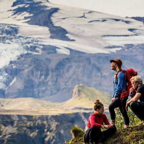 Thorsmork Valley Full-Day Hiking Tour