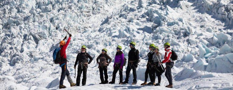 3 hour Glacier hike in Skaftafell